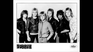 Tobruk (AOR) - Rage Of Angels (Unreleased Demo, BBC Radio Session)