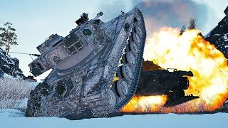 Bat.-Châtillon 25 t - Warrior - 12 Kills - World of Tanks Gameplay