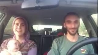 Новинка -  2016 . Смешное видео -  Семья такие классные !!!!так поют!!!