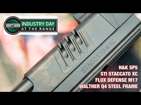 Industry Day SHOT Show 2020