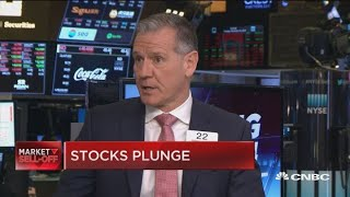 Closing Bell Exchange: Clearly, the market's concerned about global growth