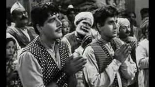 Aana Hai To Aa Rahabw Naya Dour 1957 - YouTube
