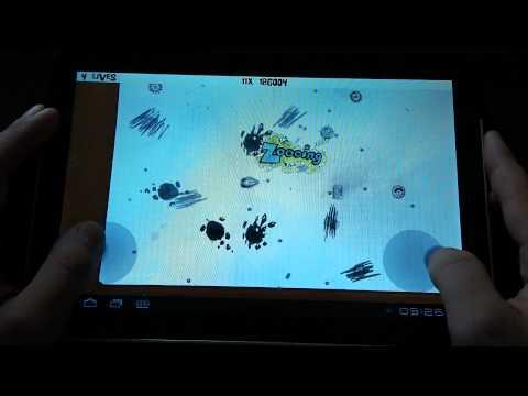 Video of SketchWars HD