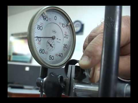 El Reloj Comparador (Mediciones Industriales)