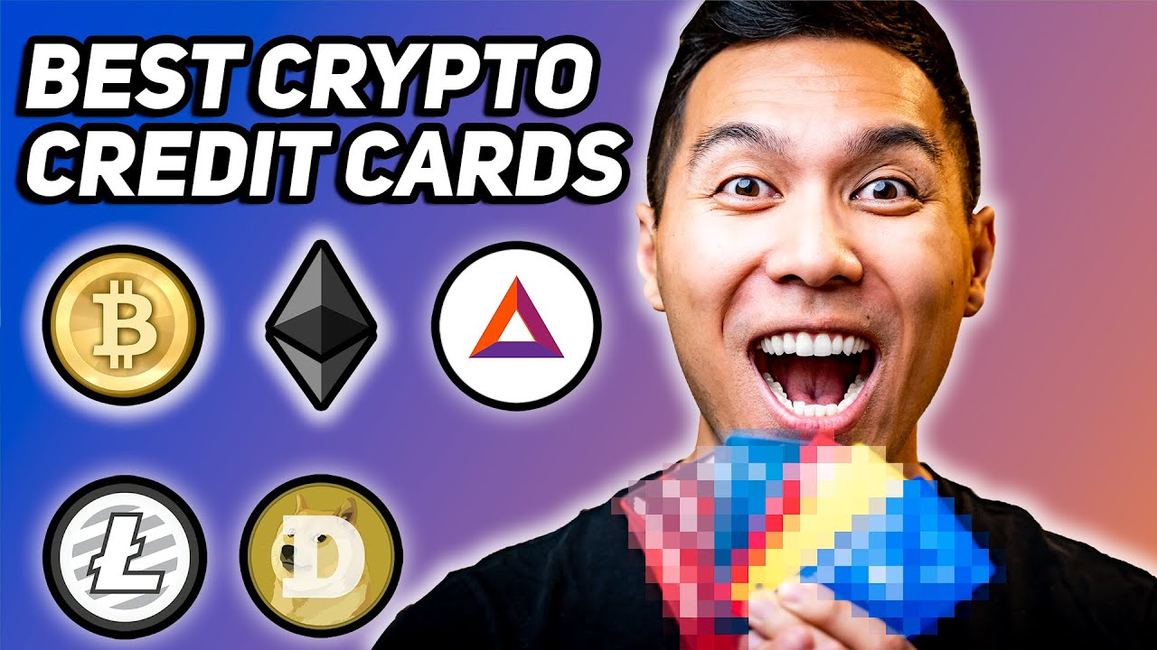 The Very Best Crypto Credit Cards (2021) thumbnail