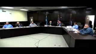 Russell County Fiscal Court Meeting - November 13, 2017