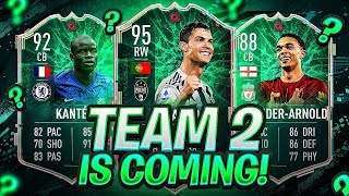 SHAPESHIFTERS TEAM TWO IS COMING!! FIFA 20 Ultimate Team