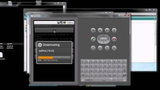 Installation of SL4A & Python on Android Emulator/Smartphone