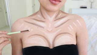 Instant Boobs with Makeup !!! by Promise Tamangphan