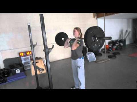 bubs 3 rm push press