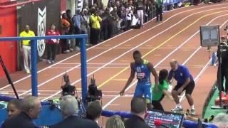 Смотреть онлайн Неудачный финиш для спортсменов-бегунов