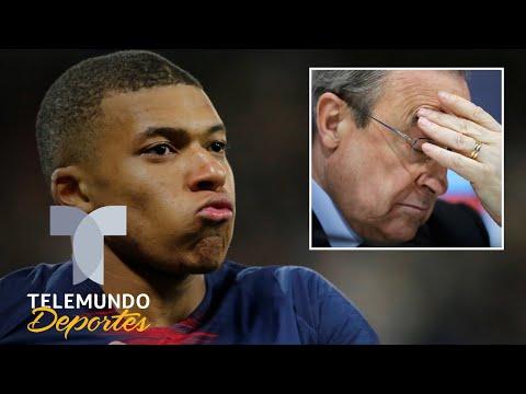 El Madrid tiene un nuevo rival por Mbappe (y no un club de futbol) | Telemundo Deportes
