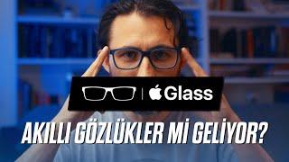 Sanal gerçeklik gözlükleri bir süre önce hayatımıza girdi ve özellikle oyun severler için yepyeni bir dünyanın kapılarını araladı. Yeni geliştirilen modellerle hem küçülüp ucuzladılar hem de kablosuz olarak daha özgür hareket edebilmemizi sağladılar. Sırada gerçeklikle sanallık arasındaki bu sınırın iyice incelmesinie yol açacak artırılmış gerçeklik gözlükleri var. Aslında Google Glass'la bu akıllı gözlükler de bir süre önce gündemimize girdi ama bir türlü yaygınlaşamadı. Bu konuda hemen herkes Apple'ın geliştirdiği düşünülen gözlüğü bekliyor ve o gözlükle ilgili geçtiğimiz günlerde bazı detaylar resmi olmayan kanallardan açığa çıktı. Bu videoda hem bu detayları hem de akıllı gözlüklerin hayatımızı, hayata bakışımızı nasıl etkileyeceğini konuşacağız.