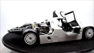 Minichamps Porsche 956L Show Car Frankfurt 1983