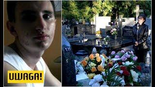 """Zmarł przez dopalacze? """"Jak spojrzałam na syna, wiedziałam że nie żyje"""" (UWAGA! TVN)"""
