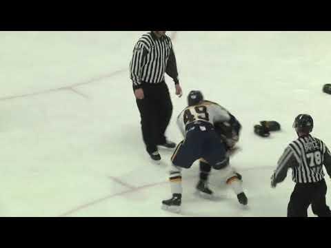 Gabriel Belley-Pelletier vs Liam Kidney
