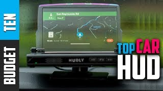 Best HUD 2019 - Budget Ten Head Up Display for Car
