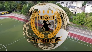 Virtual Beer Mile Champs Attempt #1