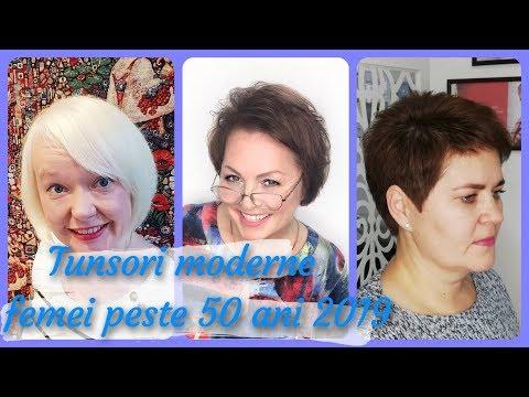 Top 20 Modele De Tunsori Moderne Femei Peste 50 Ani смотреть
