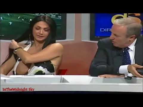 Marika Fruscio - Oops! - Live On Italian TV