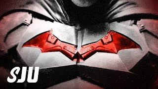 First Look at Robert Pattinson as The Batman! | SJU