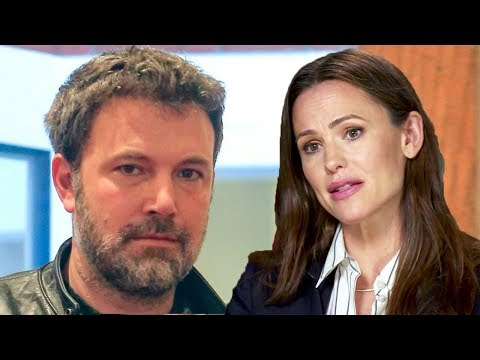 Ben Affleck Was Disappointed Because Jennifer Garner Scolded Him In The New Car