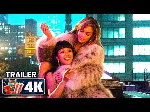 HUSTLERS : 4k upscaled Trailer (2019) Jennifer Lopez, Cardi B Movie