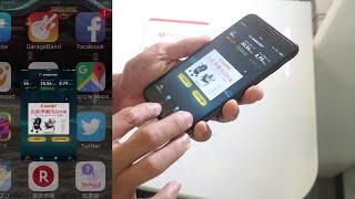 【iPhone7Plus】楽天モバイルのAPN設定