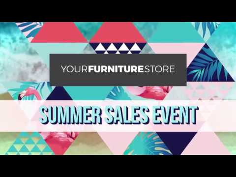 Summer Sales Event - TV - 2018