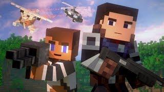 Battle Royale 2 (Minecraft Animation)