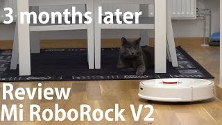 Xiaomi Mi Roborock Vacuum cleaner 2nd generation review
