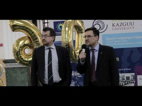 EU60 Celebration in Kazakhstan