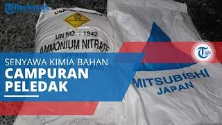 Amonium Nitrat, Suatu Senyawa Kimia yang Digunakan sebagai Campuran Peledak