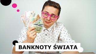 BANKNOTY ŚWIATA vs. 10 POLSKICH ZŁOTYCH