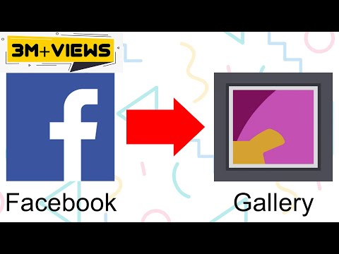 How to download facebook videos to gallery   Easy Fb Video Downloder   Hindi  