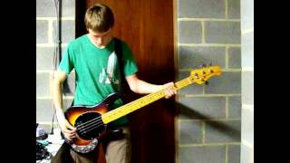 Bass cover of The Truth (Anti-Flag)