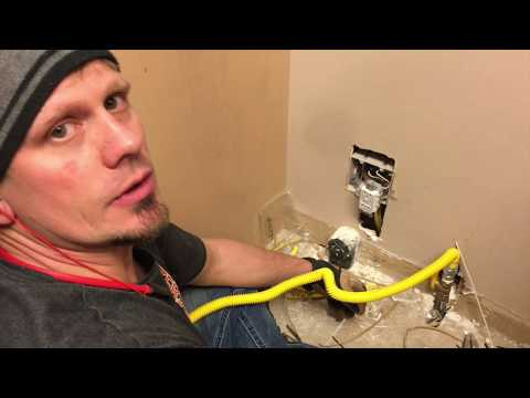 Residential Kitchen Remodel - Electrical Code Requirements - Box Makeup - Part 4