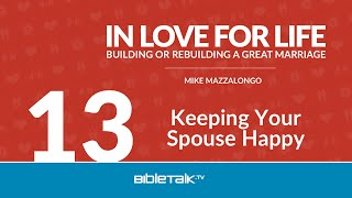 Keeping Your Spouse Happy