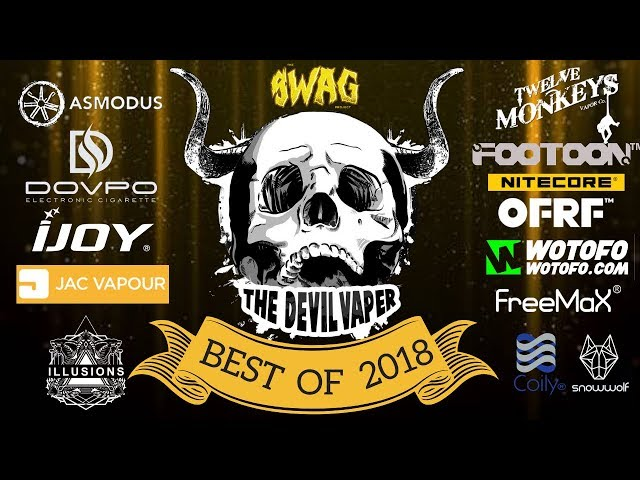 The Devil Vaper's Best & Worst of 2018