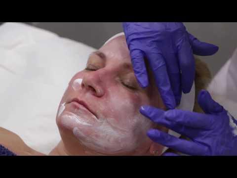 Maska do włosów z musztardą i szampon