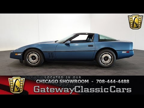 Video of '85 Corvette - LF43