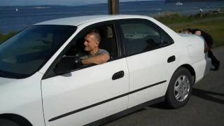 Steve Maxwell w/ Vala Mork:  Master Trainer:  the Car Push, Part 2