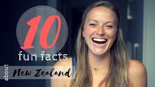 10 Fun Facts about New Zealand... I learned once we got here!