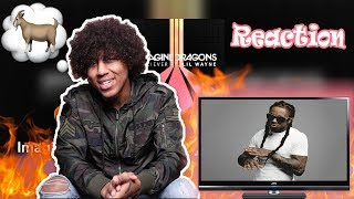 Imagine Dragons   Believer(Ft. Lil Wayne) REACTIONREVIEW