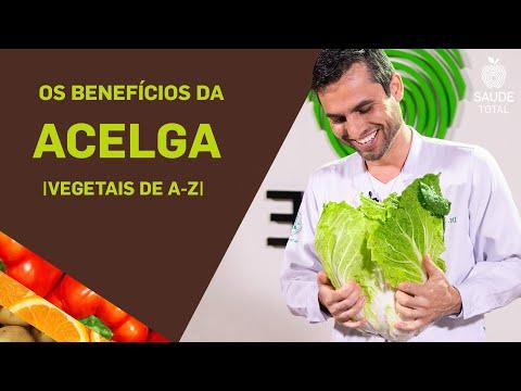 Benefícios da Acelga | vegetais de A-Z | Saúde Total