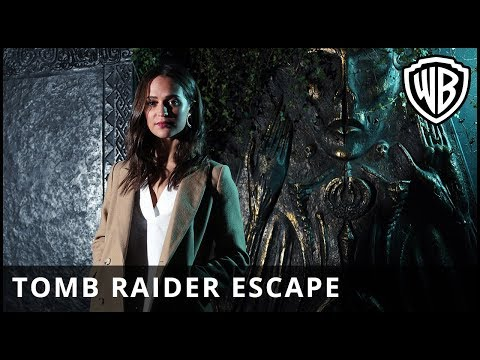 Tomb Raider (Featurette 'Live Experience')