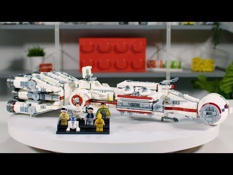 Vidéo LEGO Star Wars 75244 : Tantive IV