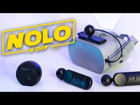 6 DOF hardware — Oculus