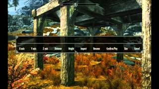 Skyrim Messing with RTS mod Part 1
