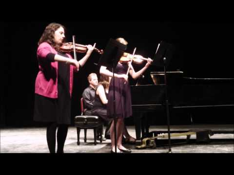D. Shostakovich - Five pieces for two violins and piano